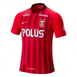 Thailand Camisola Urawa Red Diamonds Replica Home 2019/2020 Vermelho